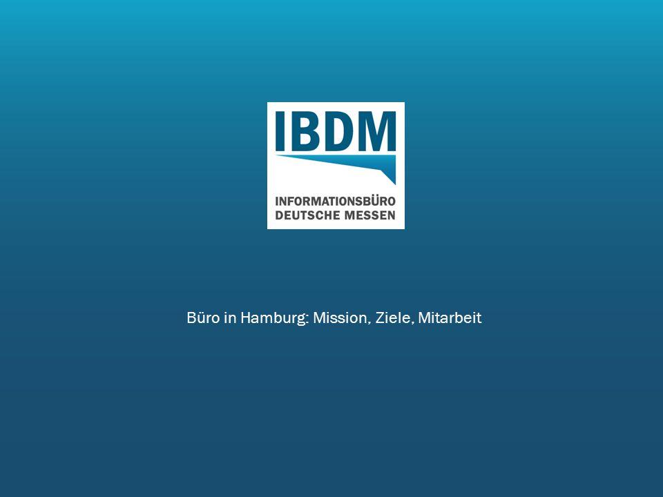 Büro in Hamburg: Mission, Ziele, Mitarbeit