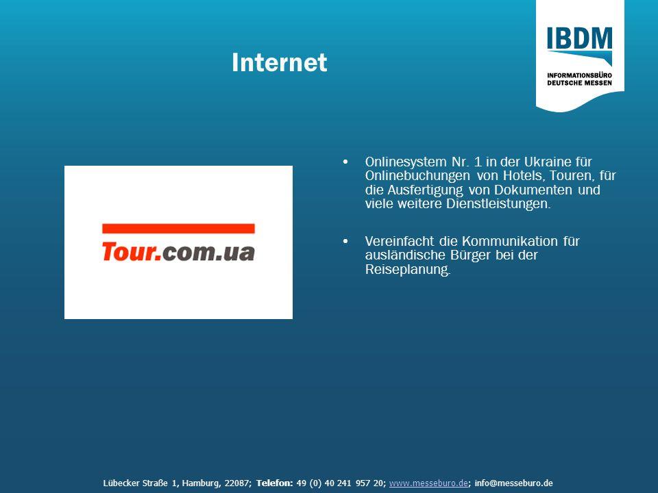 Internet Onlinesystem Nr.