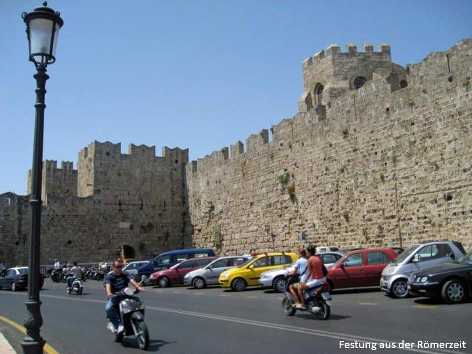 Festung aus der Römerzeit
