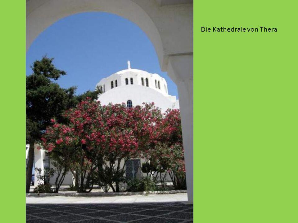 Die Kathedrale von Thera