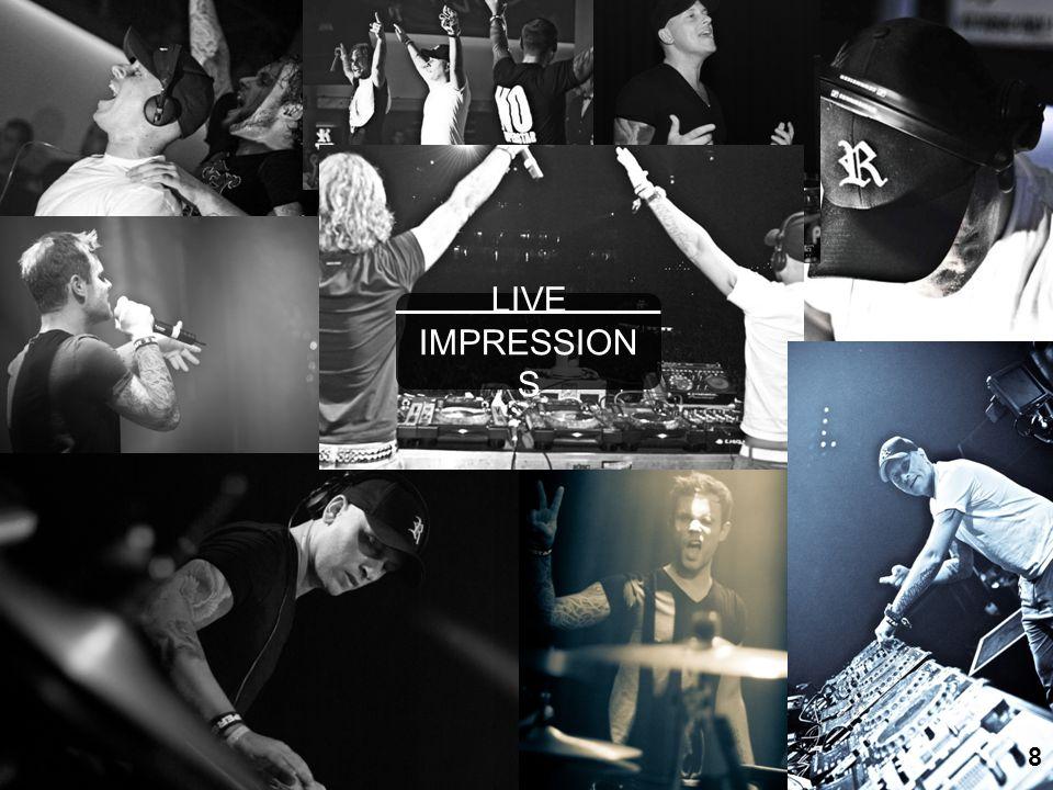 LIVE IMPRESSION S 8