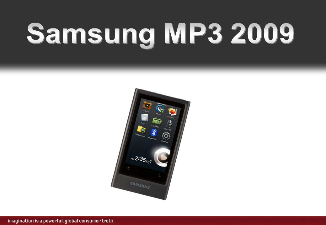 Q2 Videoplayer mit Audio-Upscaling für ein bisher unerreichtes Sound-Erlebnis Produkteigenschaften: 4 / 8 / 16GB Flash-Speicher 2.4 TFT LCD Batterielaufzeit: 50 Std.