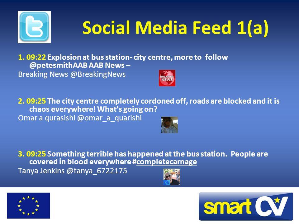 Social Media Feed 1(a) 1.