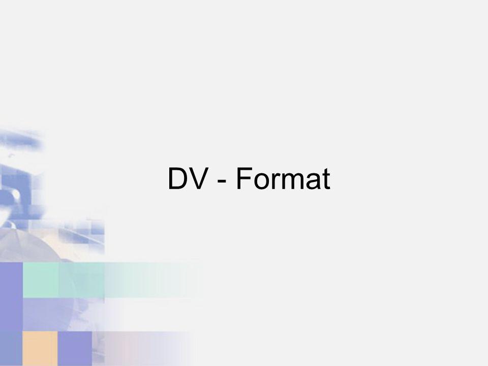 DV - Format