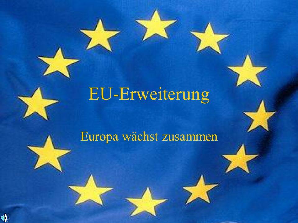 Kopenhagener Kriterien: PHAREBeitrittspartnerschaften Poland and Hungary Action for the Reconstruction of the Economy Eines der wichtigsten Instrumente der EU zur wirtschaftlichen Umgestaltung der Beitrittsländer Unterstützung des Reformprozesses - 10,6 Mrd.