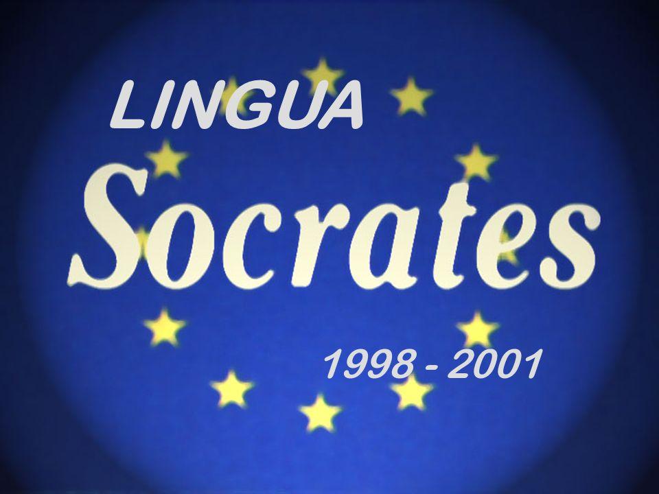 LINGUA 1998 - 2001