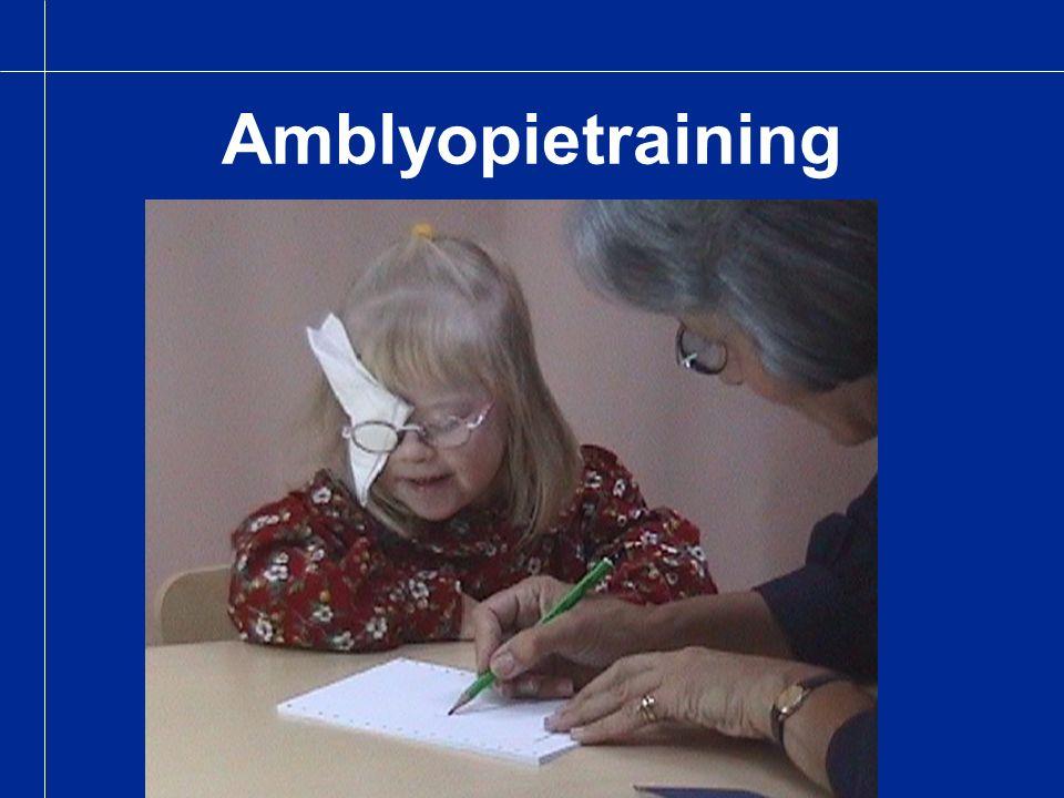 Amblyopietraining