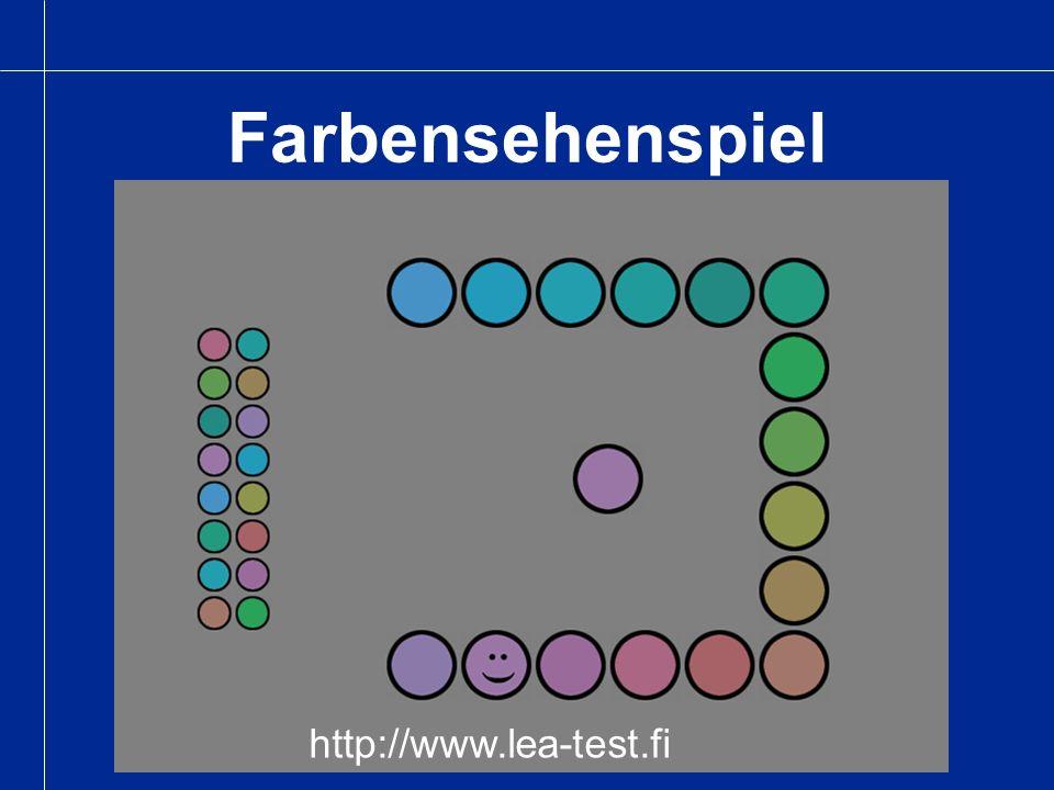 Farbensehenspiel http://www.lea-test.fi