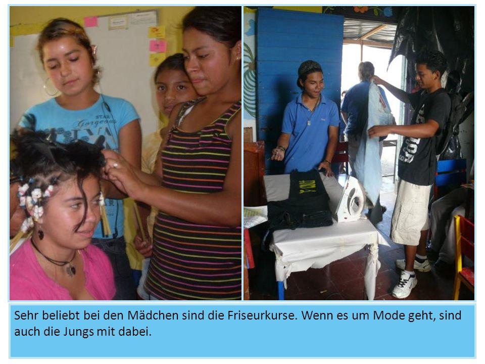 Leider sind auch in Jinotega Frauen und Mädchen manchmal Opfer von Gewalttaten.