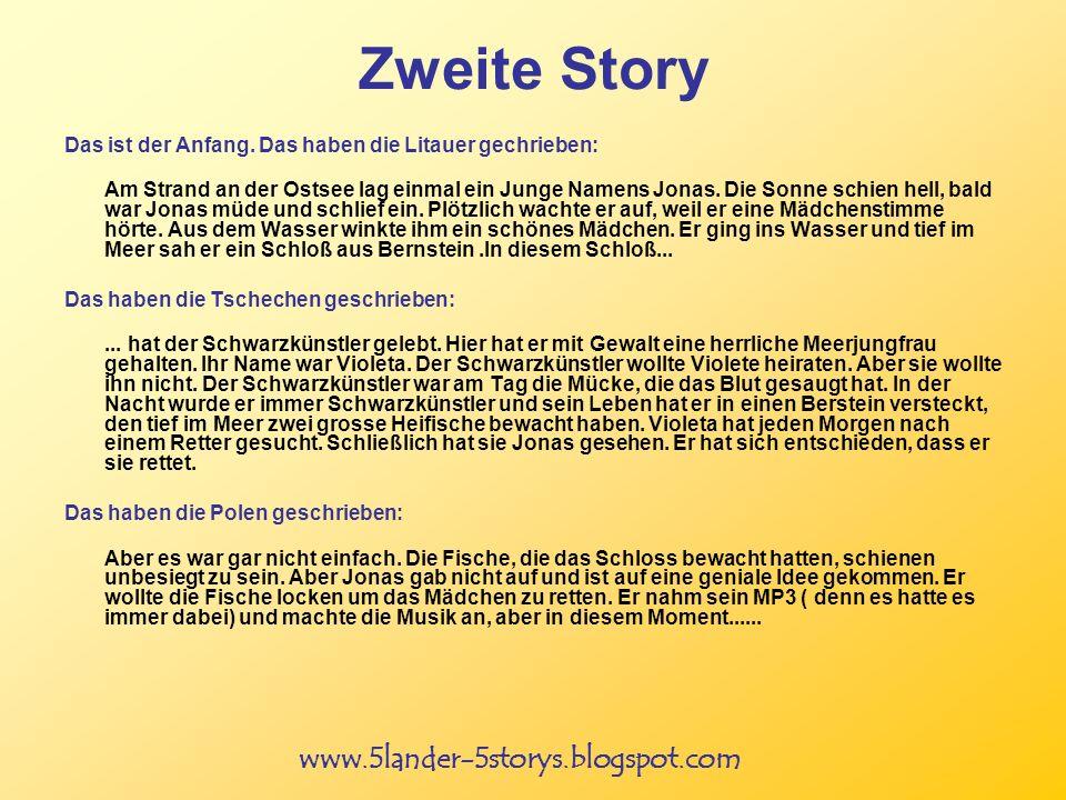 www.5lander-5storys.blogspot.com Das ist der Anfang.