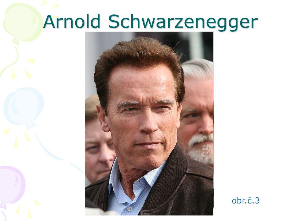 Arnold Schwarzenegger obr.č.3