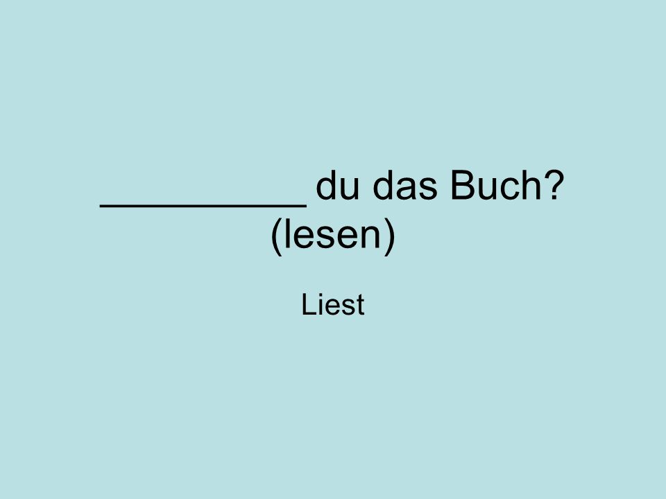 Do you like to go to the disco? Gehst du gern in die Disko? Gehst du in die Disko gern?