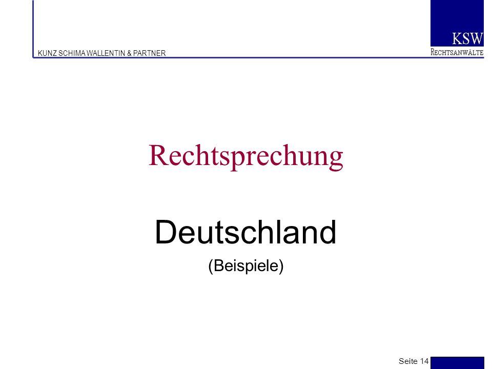 KUNZ SCHIMA WALLENTIN & PARTNER Rechtsprechung (Österreich) Arbeitnehmerfoto im Internet, OGH *), 5.10.2000, 8 Ob A 136/00hOGH Schutz des Rechts am ei