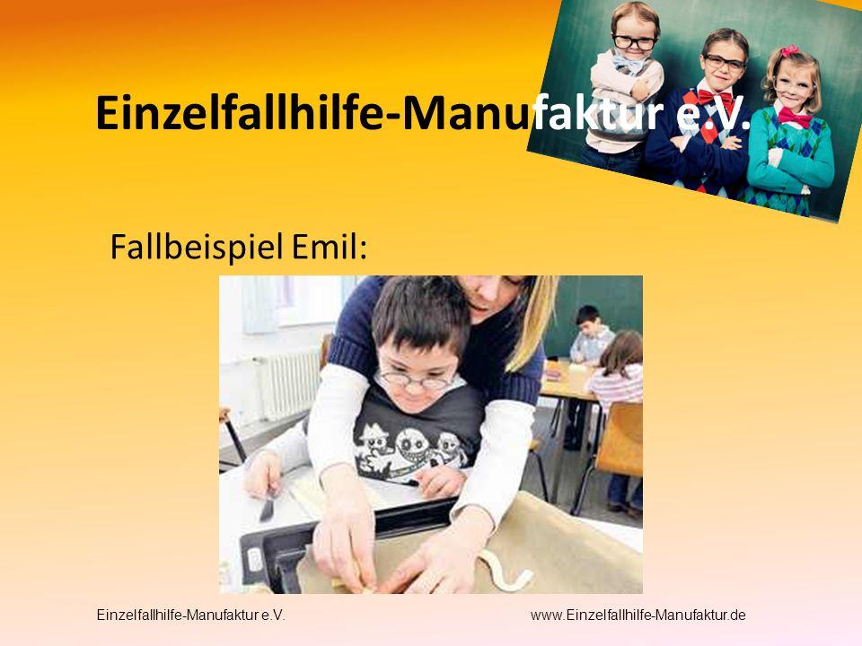 Fallbeispiel Emil: Einzelfallhilfe-Manufaktur e.V.