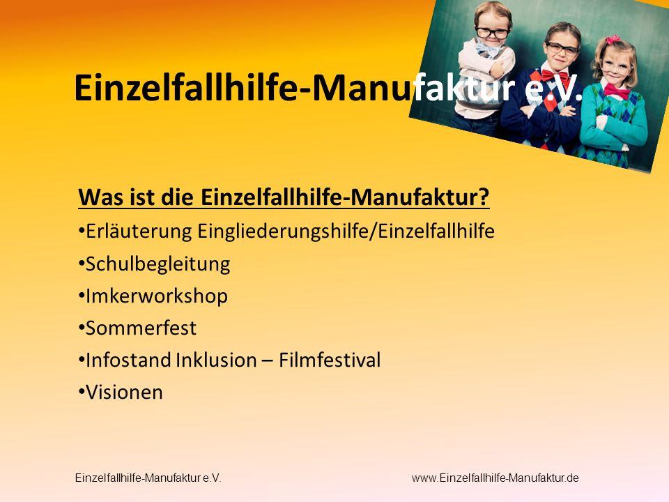 Video Sommerfest Einzelfallhilfe-Manufaktur e.V.