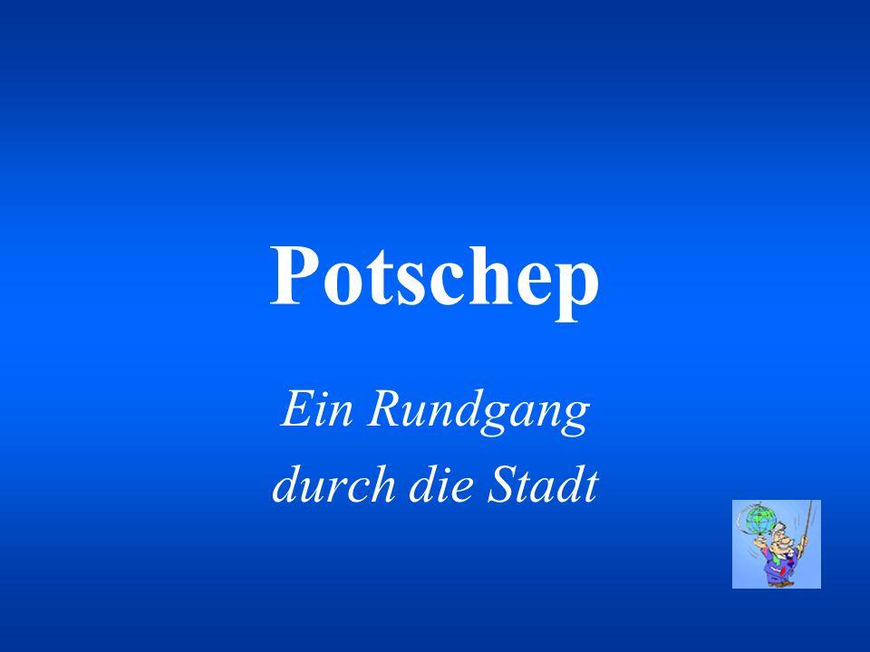 In Potschep ist am 10.Februar 1903 der weltbekannte Komponist M.Blanter geboren.