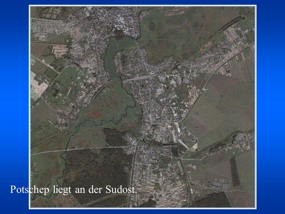 Die geografische Lage Sudost ist nicht breit, aber sie sieht sehr malerisch aus.