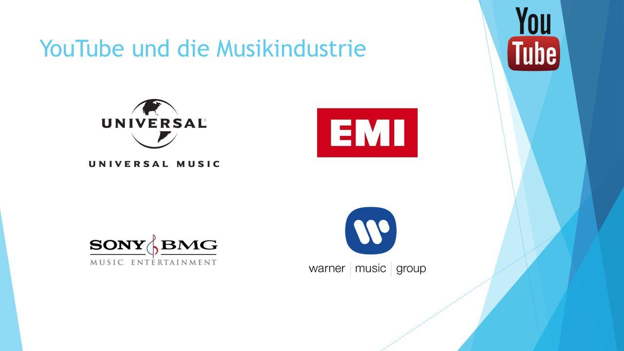 YouTube und die Musikindustrie