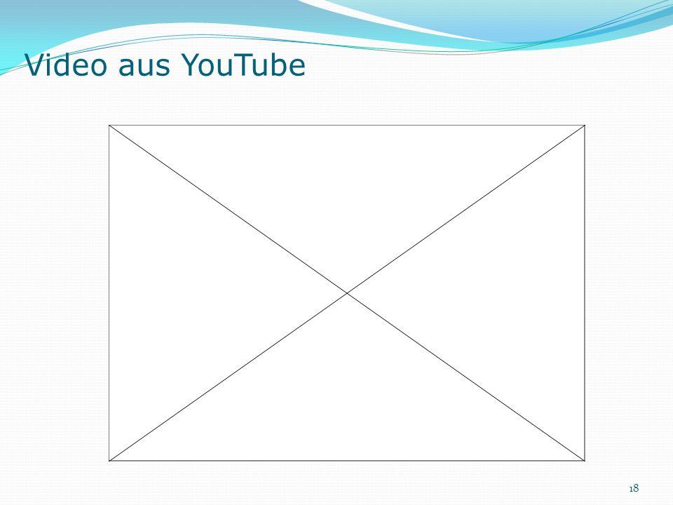 Video aus YouTube 18