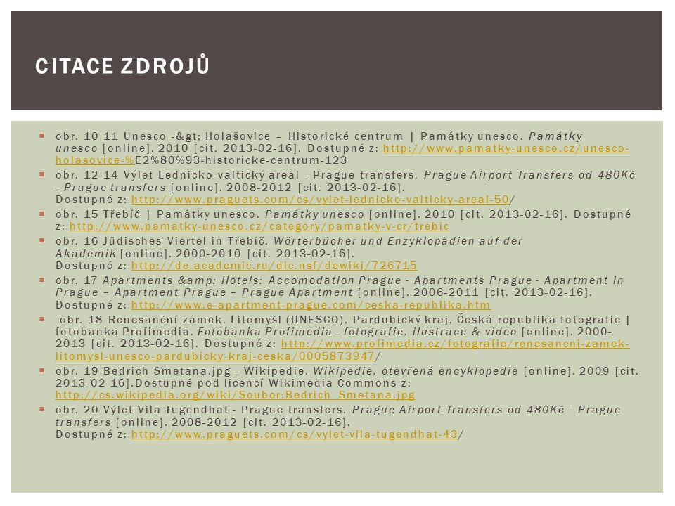obr.10 11 Unesco -> Holašovice – Historické centrum | Památky unesco.