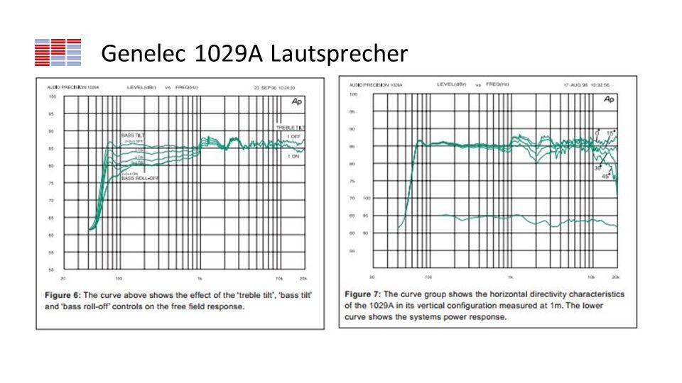 Genelec 1029A Lautsprecher