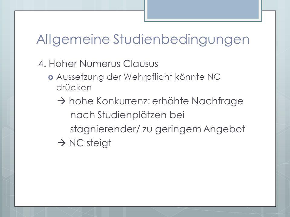 Das folgende Video zeigt die Auswirkungen des Doppeljahrgangs und der Aussetzung der Wehrpflicht am Beispiel der Ludwig Maximilians Universität in München: http://www.focus.de/panorama/videos/ue berfuellte-hoersaele-rekordansturm-zum- vorlesungsbeginn_vid_27676.html (Stand: Okt.