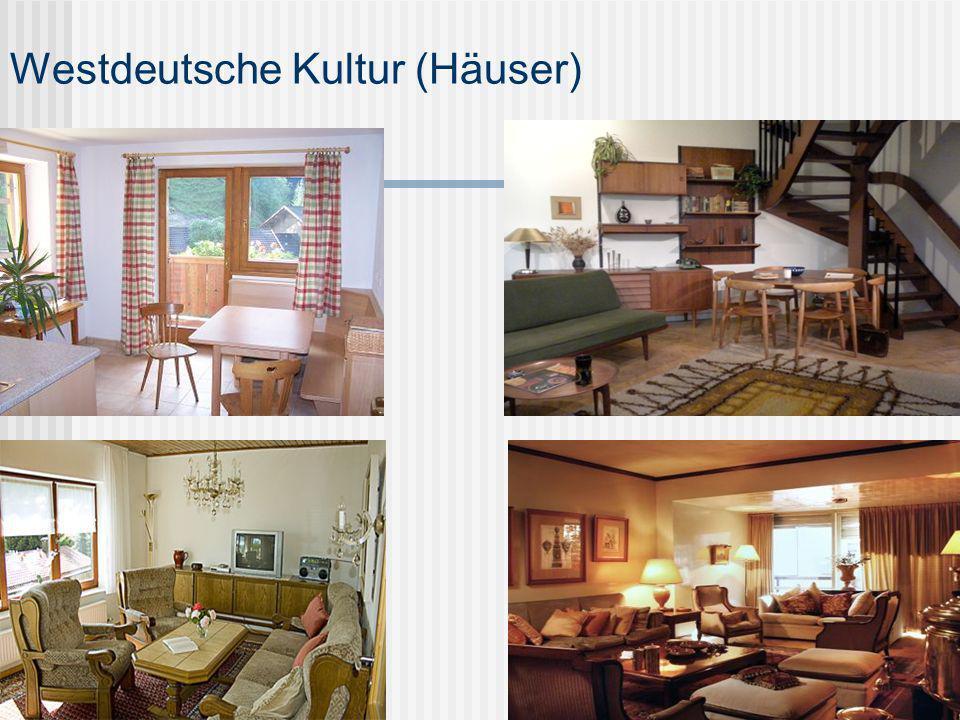 Ostdeutsche Kultur (Häuser)