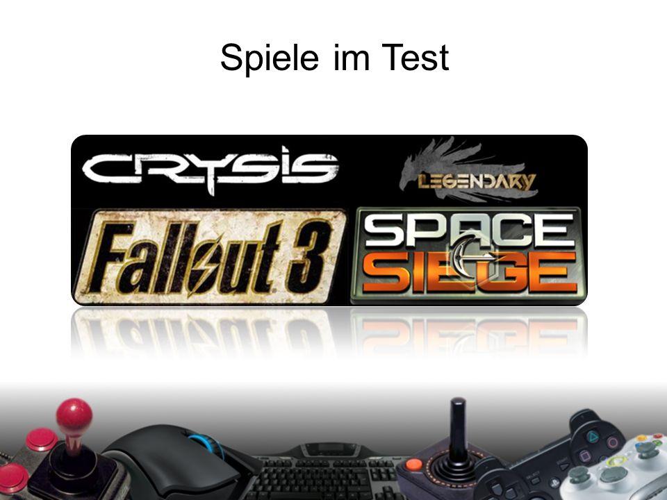 Spiele im Test