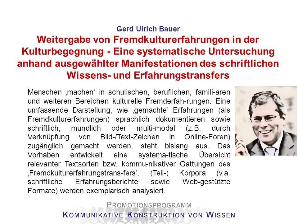 Michael Mayer Die Redaktion im 19.