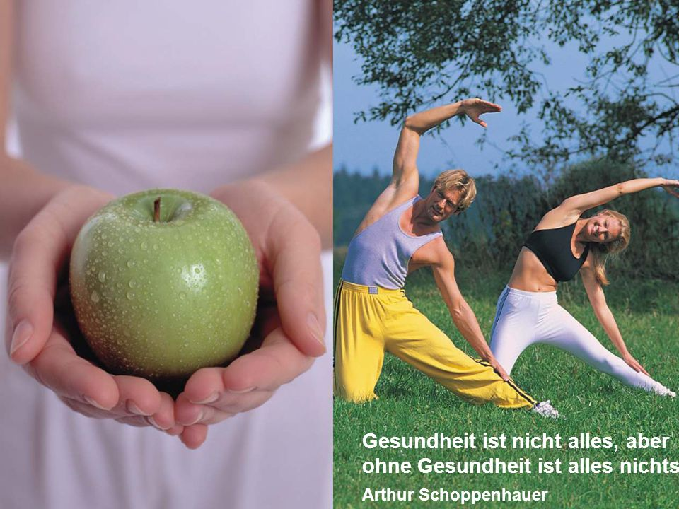 WIFI. Jetzt will ichs wissen! Mag. Birgit Freidorfer & Trainerteam www.wifi.at Gesundheit ist nicht alles, aber ohne Gesundheit ist alles nichts. Arth