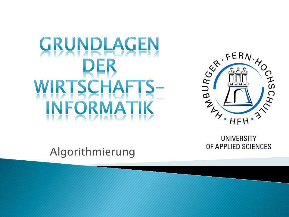 Wirtschaftsinformatik beinhaltet die Schnittstelle zwischen Fachabteilung und Programmierung.