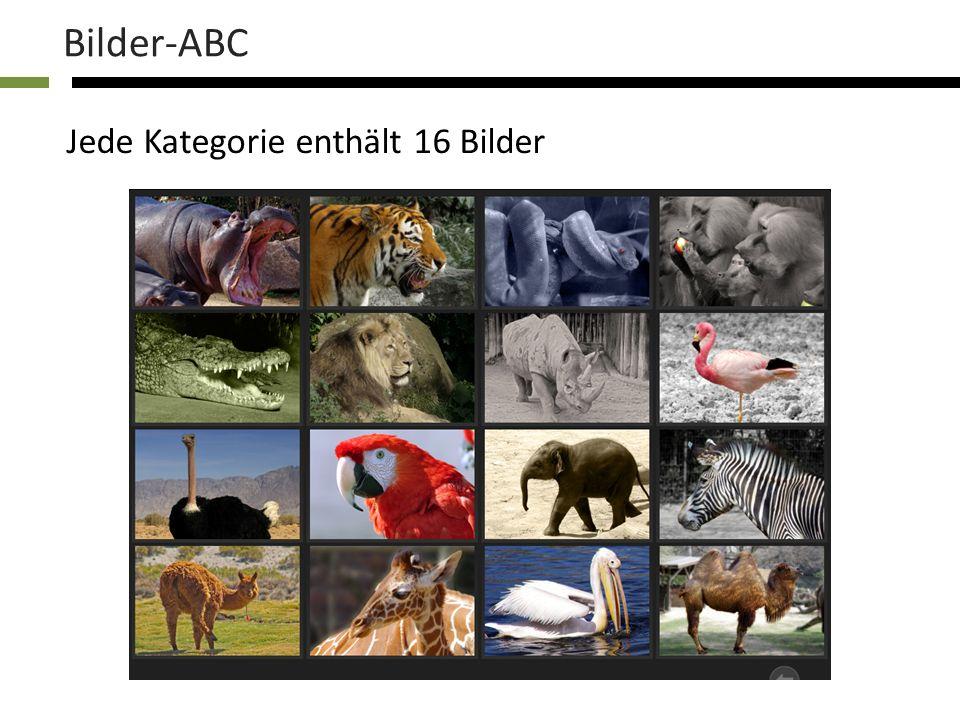 Bilder-ABC - www.owlyapps.com/de/BilderABCwww.owlyapps.com/de/BilderABC Schriftsprach-Übungen - Buchstaben werden zu einem Wort sortiert App enthält 8