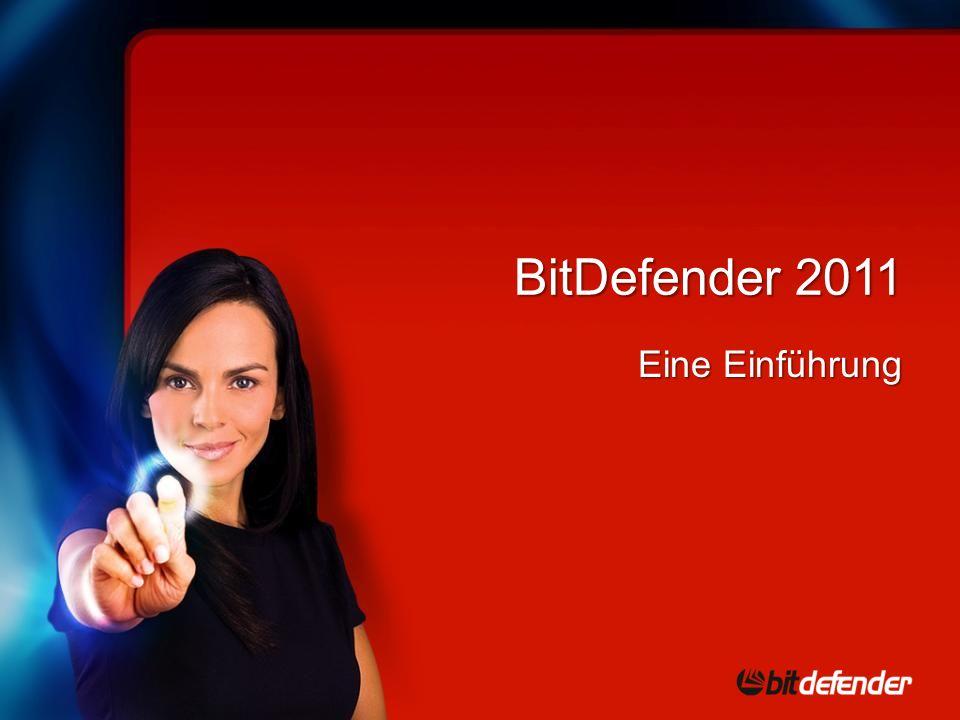 Eine Einführung BitDefender 2011