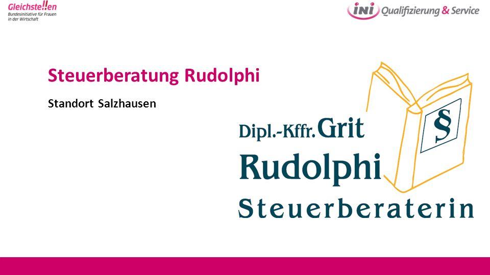 Steuerberatung Rudolphi Standort Salzhausen