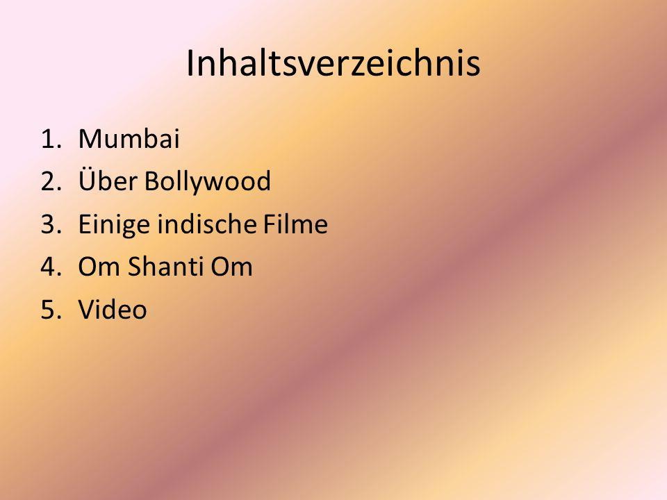 Bollywood Die Filmindustrie in Mumbai