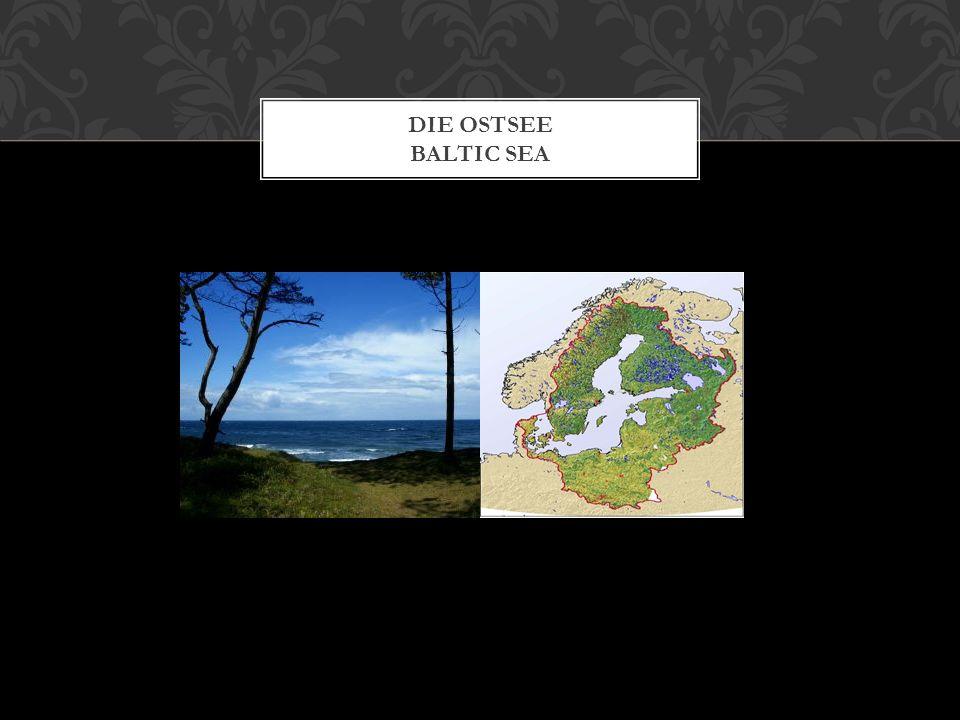 DIE OSTSEE BALTIC SEA