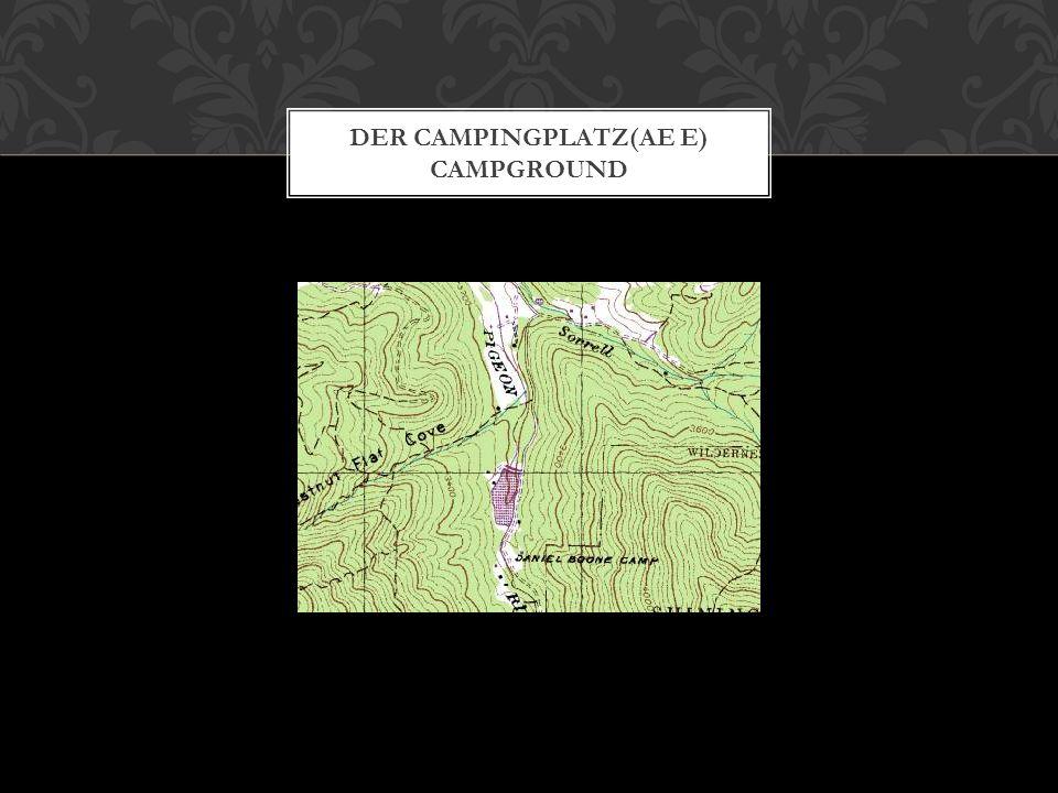 DER CAMPINGPLATZ(AE E) CAMPGROUND