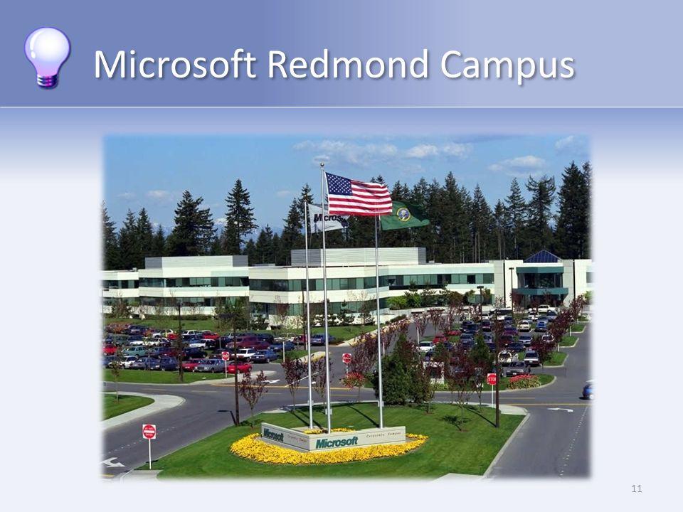 Microsoft Redmond Campus 11