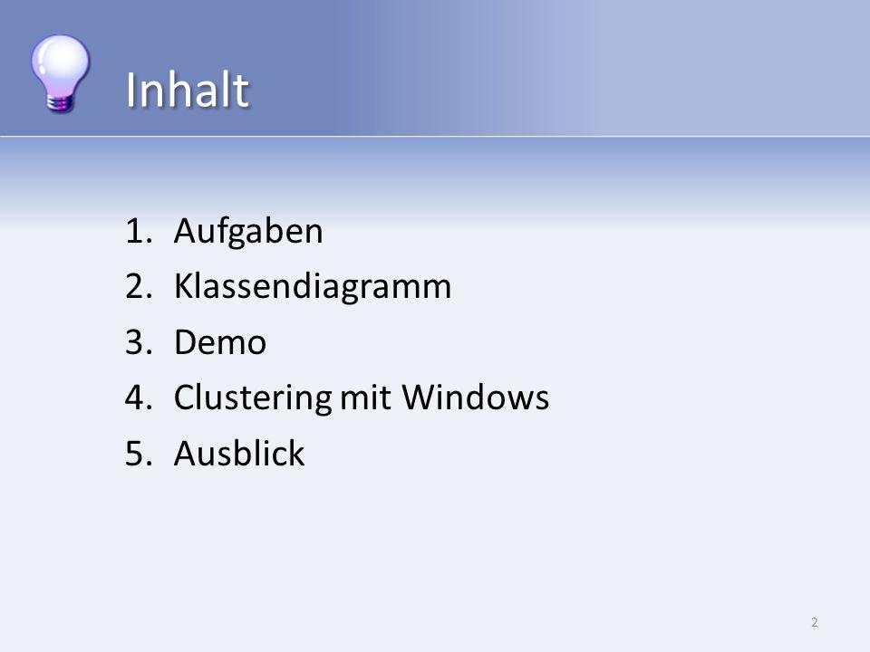 4. Windows CSS 2003 – Jobmanagement 13