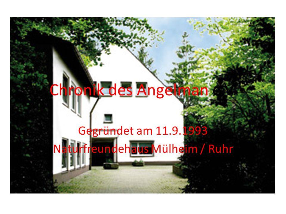 1.Treffen Schloß Gehrden 16.3.96 Referenten waren Dr.