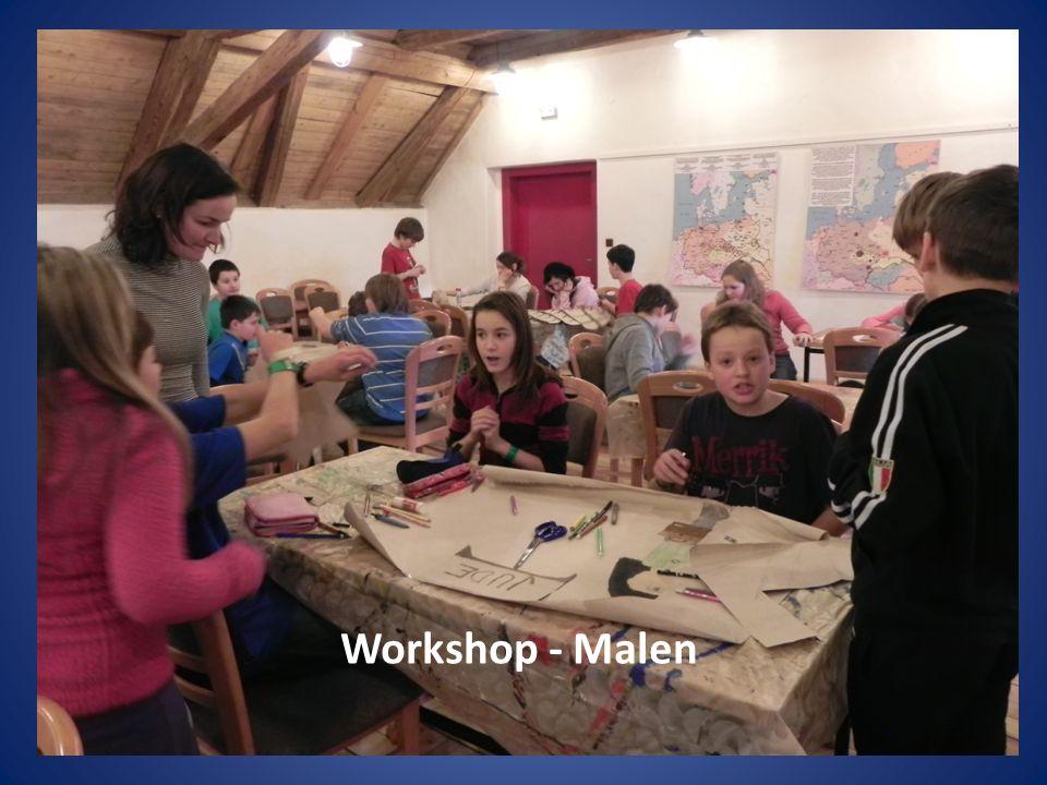 Workshop - Malen