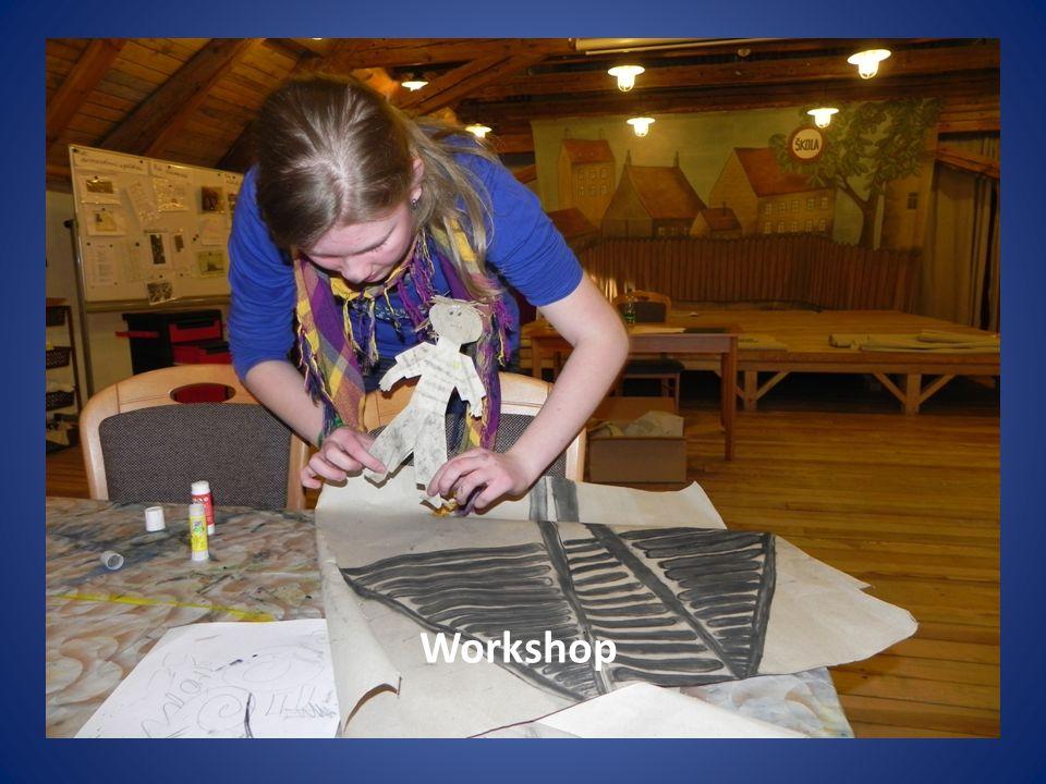 Workshop - Schreiben Blanka Pastová Prima 24.