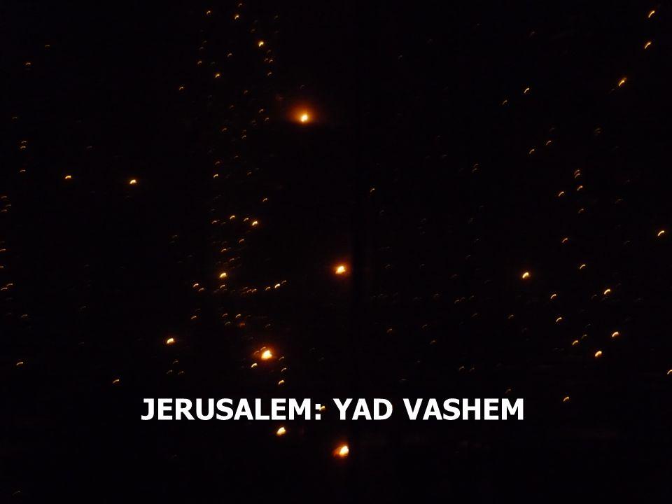JERUSALEM: YAD VASHEM