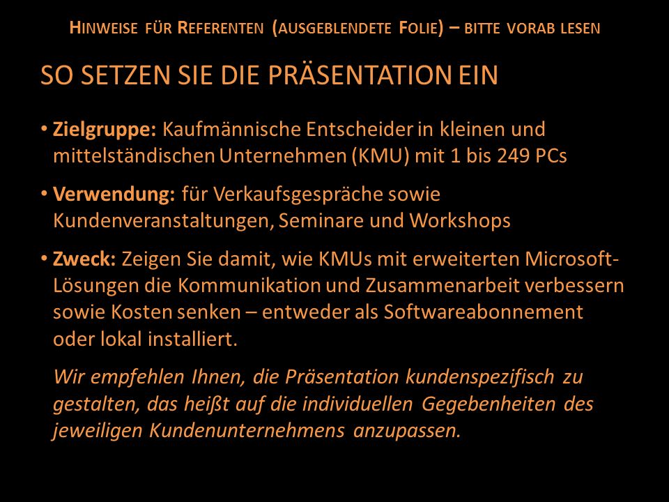 © 2010, Microsoft Corporation.Alle Rechte vorbehalten.