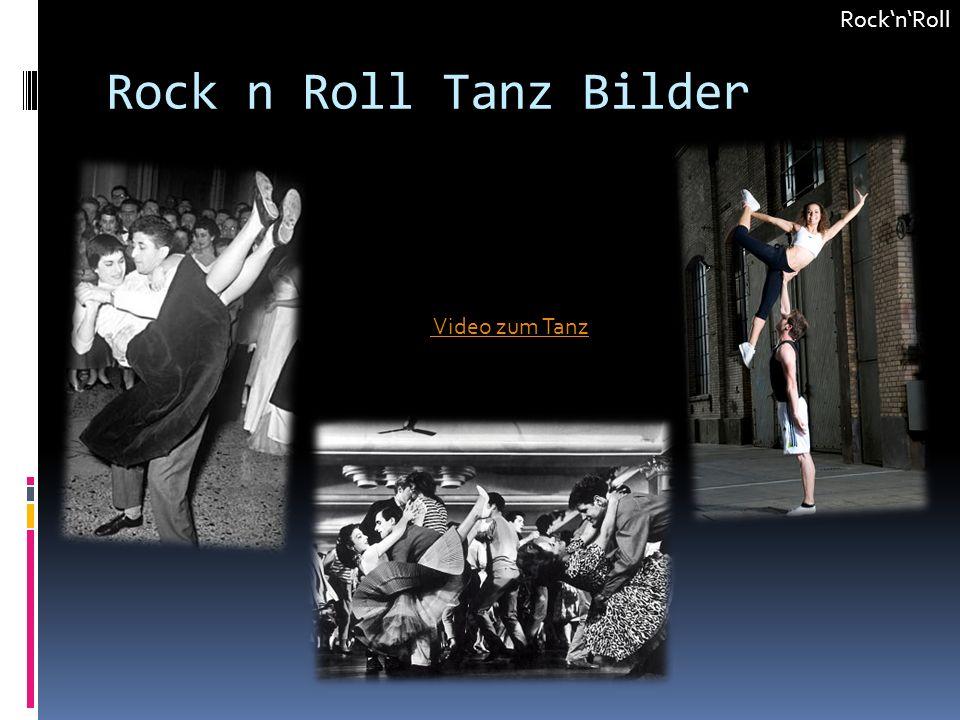 Rock n Roll Tanz Bilder RocknRoll Video zum Tanz