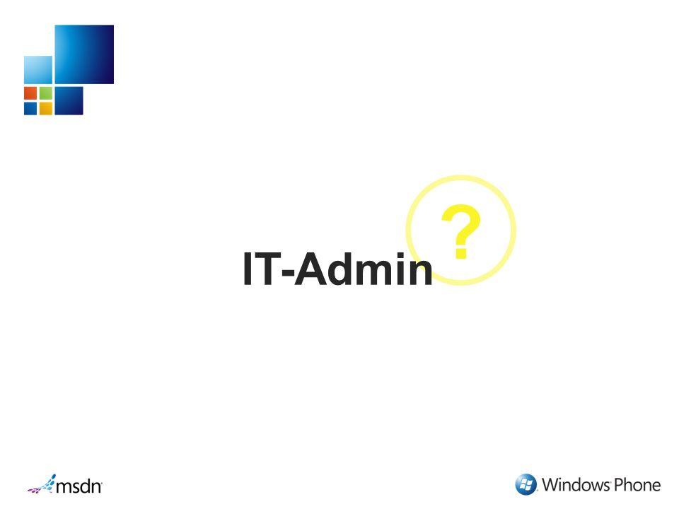? IT-Admin