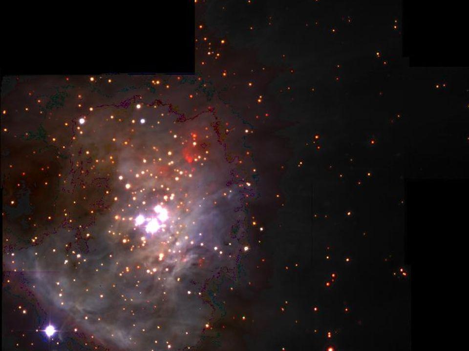 Das Universum dehnt sich aus Luftballon und Backofen Animation: Die Expansion des UniversumsDie Expansion des Universums