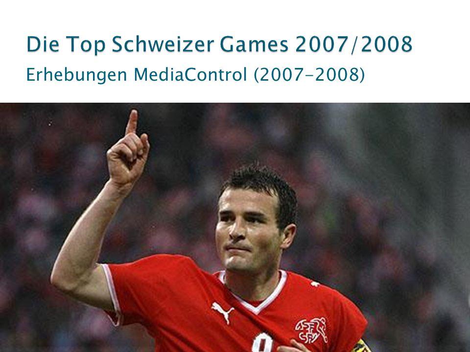 Erhebungen MediaControl (2007-2008)