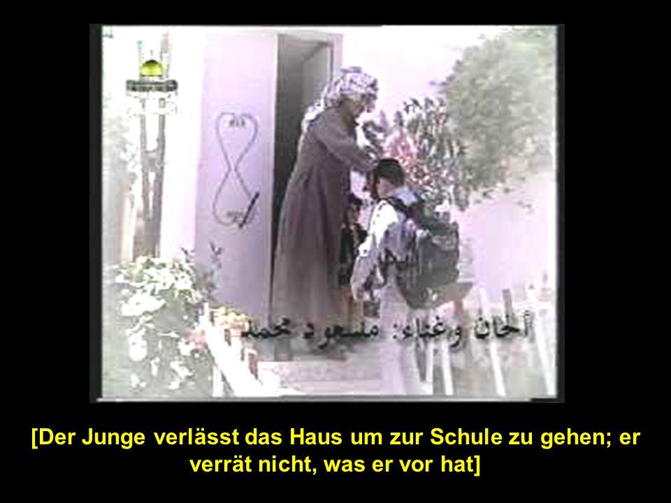 Die Mutter zweier toter Jungen: Meine Söhne wollten Märtyrer sein: [Sout Al-Nissa-Stimme der Frauen, Al-Ayyam, 28.