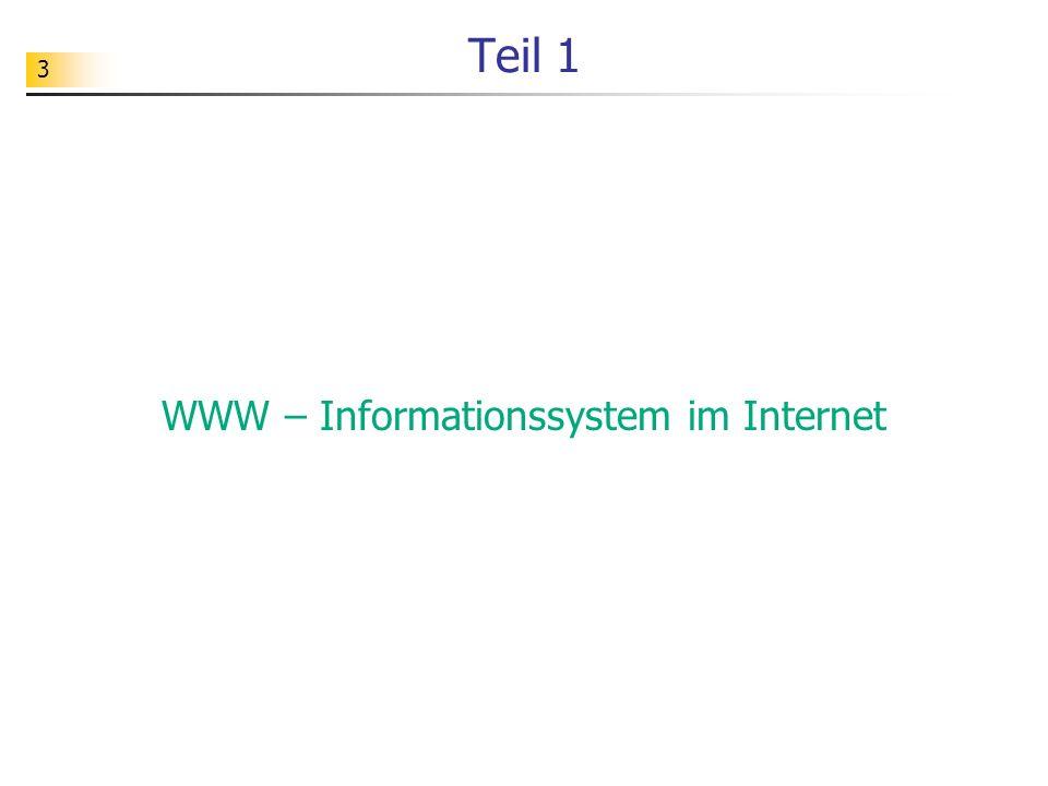 14 Informationsdarstellung mit HTML...AG Informatik Rheinland-Pfalz...
